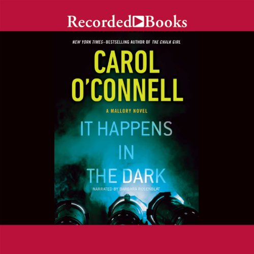 It Happens in the Dark audiobook cover art