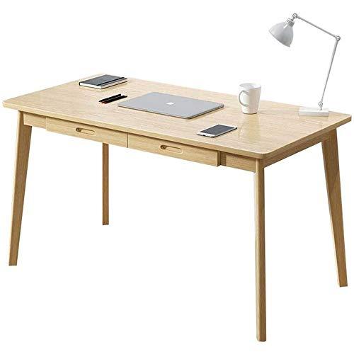 LQRYJDZ Simplista de Escritura de Escritorio de la computadora de Escritorio, Compacto Marco del Metal de Estaciones de Trabajo, Mesa de Ordenador for el hogar Easy Office Conjunto 100 X 55 CM