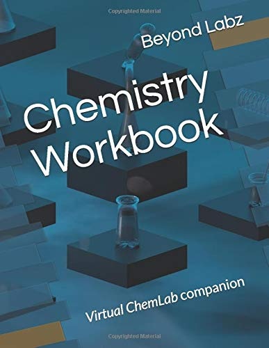 Chemistry Workbook: Virtual ChemLab companion (Virtual Lab)
