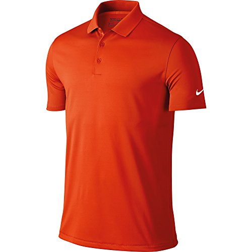 Nike Herren Victory Polo-Hemd, Kurzärmlig (S) (Violett)