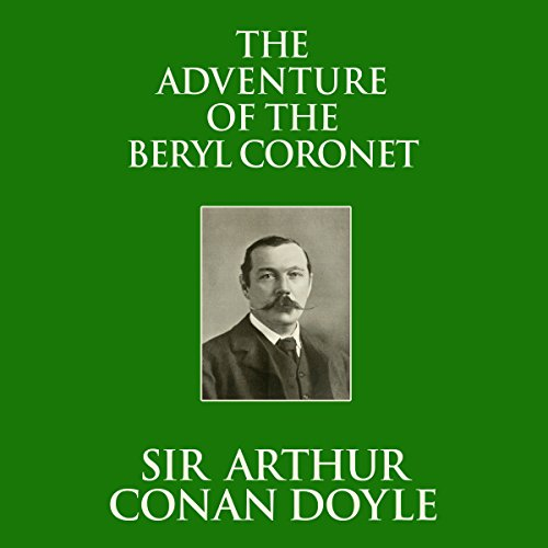 The Adventure of the Beryl Coronet audiobook cover art
