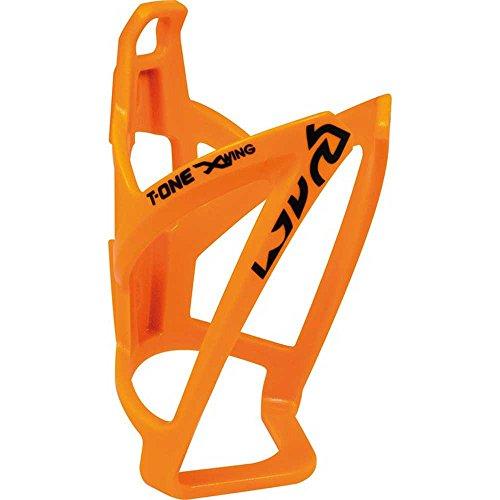 T-one 2502850500-Kettenblatt Trinkflaschenhalter, orange, 18x10x10cm