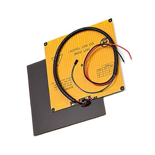 Placa Plataforma de Cristal Ultrabase Heatbed Plataforma de Aluminio calentado semillero Cama...