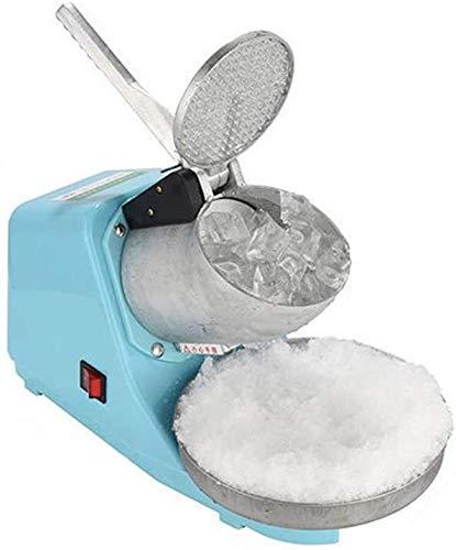 Tritaghiaccio a Basso Consumo CLING elettrico Ice Mill rasoio Neve cono Maker Machine for la casa and commercial use, Acciaio inossidabile Blade/grande capienza/veloce dissipazione di calore