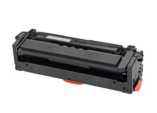 Rebuilt Toner für Samsung CLP-680 / CLX-6260 DW FD FR FW ND, schwarz, 6.000 Seiten, ersetzt CLT-K506L