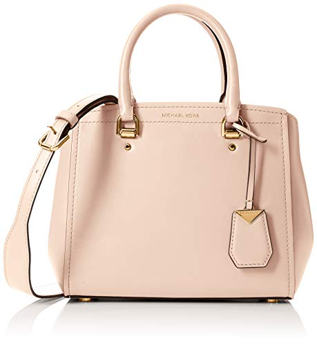 Michael KorsBenning Leather ToteDonnaBorse ToteRosa (Soft Pink)10x22x19 centimeters (B x H x T)