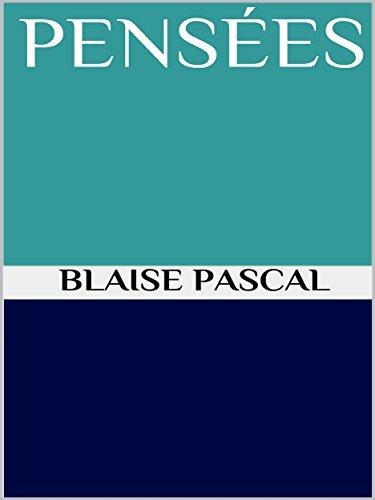 Pensées (English Edition)