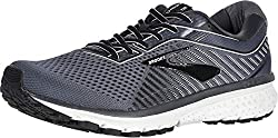 cheap Brooks Ghost 12 Black / Pearl / Oyster 11 EE – Wide