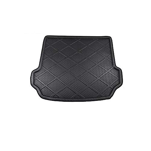 PMPIYI Coche Tronco Tronco Mat Floot Boot Bander Liner Equipaje Alfombra Carga Cadera Lodo Pad Styling para Acura MDX 2007-2013
