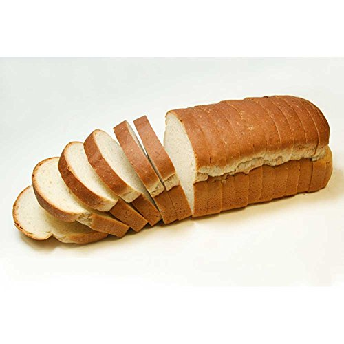 Rotellas White Open Top Texas Toast Bread Loaves, 3/4 inch -- 6 per case.