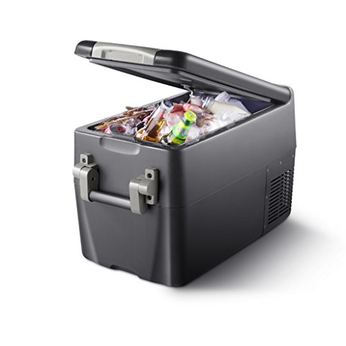 Car Refrigerator Auto Koelkast Auto Huis Dual Use Compressor Koel bevroren Outdoor slaapkamer grote capaciteit koelkast 30L 34,5 * 58,5 * 37.7cm
