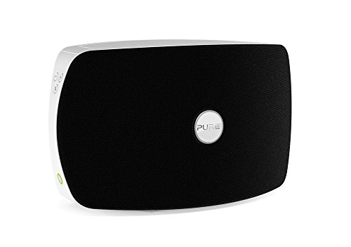 Pure Jongo T2 Wireless Speaker with Wi-Fi and Bluetooth, Piano...