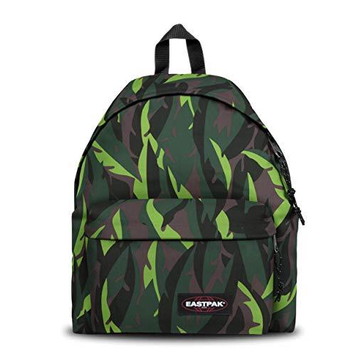 Eastpak Padded Pak'R Zaino, 40 Cm, 24 L, Verde (Leaves Green)