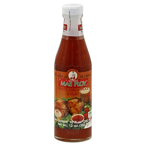 Sweet Chili Sauce for Chicken - net content 10 fl oz, net wt 12 oz (Pack of 1)