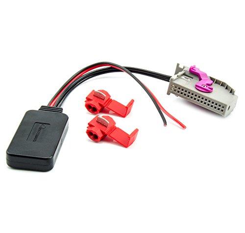Bluetooth Aux Adapter für Audi A3 A4 A6 A8 TT RNS-E Navi Radio