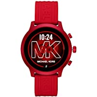 Michael Kors Gen 4 Sofie HR Red Smartwatch