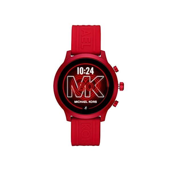 Fashion Shopping Michael Kors Access Gen 4 MKGO Smartwatch- Lightweight Touchscreen Powered with Wear