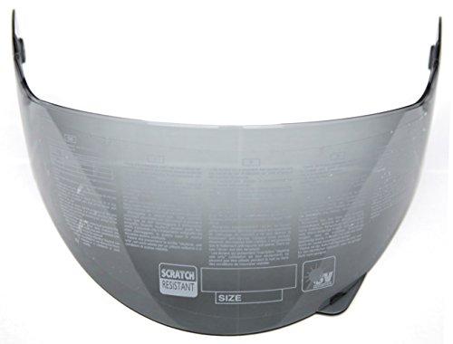 YEMA Helmet Visor Face Shield for YM-925 and YM-926, Smoked