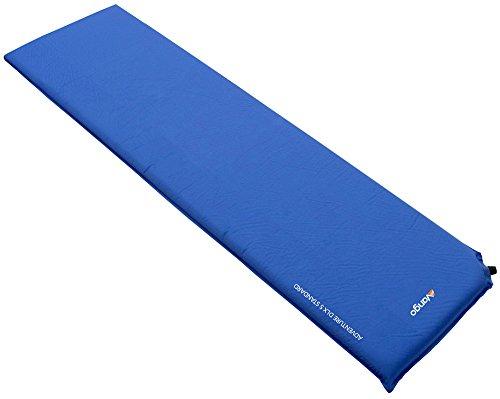 Vango Adventure Self-Inflating Camping Mat, Baja Blue, DLX Standard 5 cm