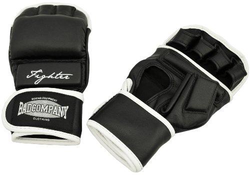 Grappling FreeFight Handschuhe MMA Black Viper schwarz Abbildung 2