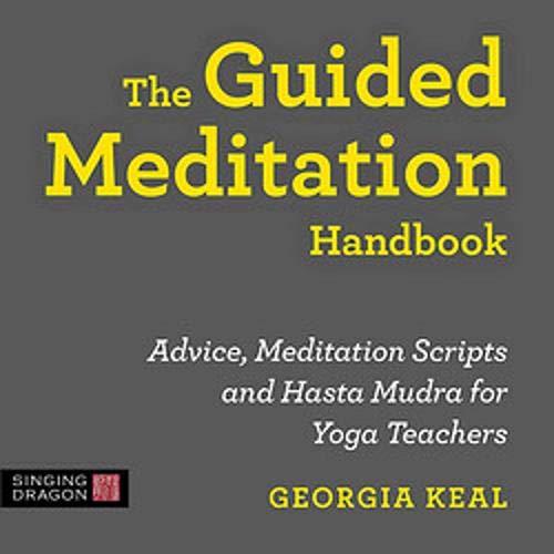 Couverture de The Guided Meditation Handbook