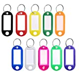 Key Tags with Split Ring 10 PCS ...