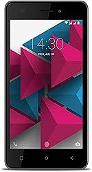 Jivi Prime P444 Dual Sim 4G VoLTE(4G+4G) Fingerprint Sensor Android 7.0 Nougat - Grey