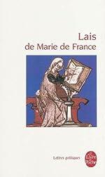 Lais De Marie De France de Marie de France