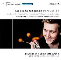 Alexej Gerasssimez-Percussion