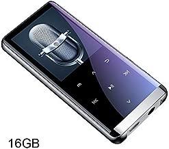Reproductor MP3 de Alta resoluci/ón Reproductor de m/úsica Digital de Audio port/átil Bassplay P3000 con Ranura para Tarjeta SD Que Incluye Tarjeta de 16 GB de Memoria expansible de hasta 128 GB