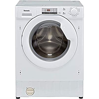 Baumatic BWMI1472D3/1 Integrated 7Kg Washing Machine with 1400 rpm