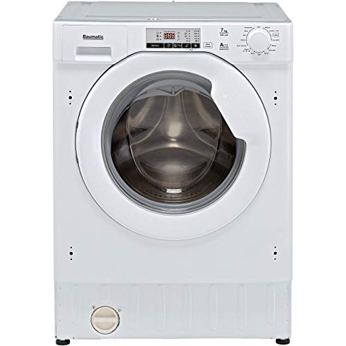 Baumatic BWMI1472D3/1 Integrated 7Kg Washing...