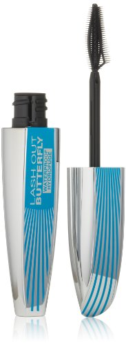L'Oreal Paris Voluminous Butterfly Mascara Waterproof, Black