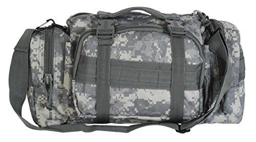 4MORELOVE Voodoo Tactical 15-8127075000 Enlarged 3-Way Deployment Bag, Army Digital