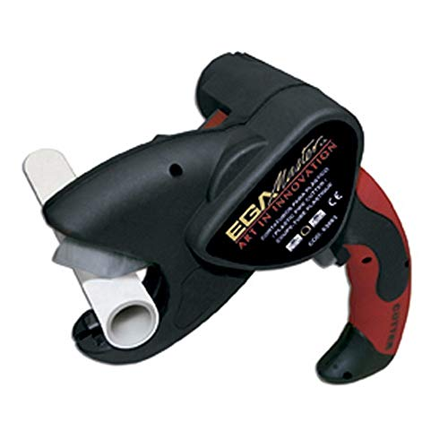 EGA Master 63083 Cortatubos eléctrico para plástico, 42 mm