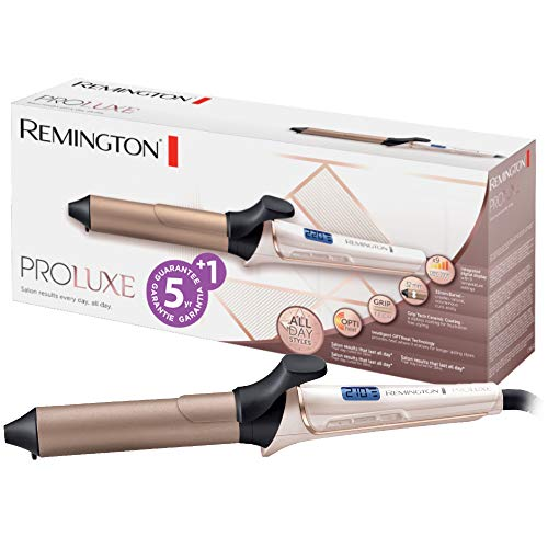 Remington Lockenstab PROluxe CI9132, 32 mm für große Locken, OPTIheat-Technologie, rose gold