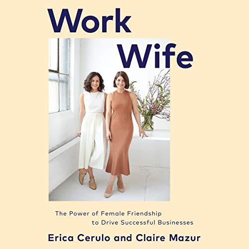 Work Wife audiobook cover art