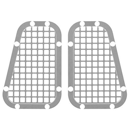 Schutzplatte Seitenschutzplatte RC Auto Zubehör Schutzplatte für Traxxas TRX4 1/10 RC Auto