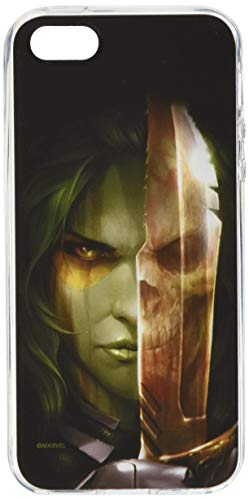 Ert Group MPCGAM328 Custodia per Cellulare Marvel Gamora 002 iPhone 5/5S/SE