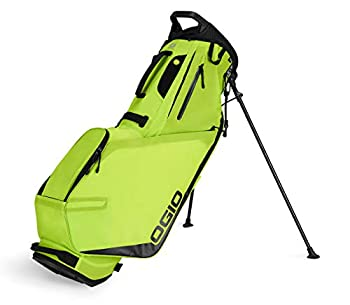OGIO SHADOW Fuse 304 Golf Stand Bag Glow Sulpher