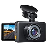 APEMAN Dash Cam 1080P FHD DVR Car Driving Recorder 3 Inch LCD Screen 170° Wide Angle,...