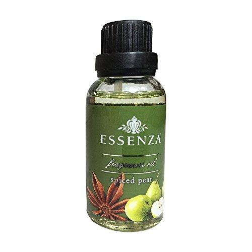 ESSENZA Home Fragrance Oil - Spiced Pear - 29.57 mL - Made in U.S.A
