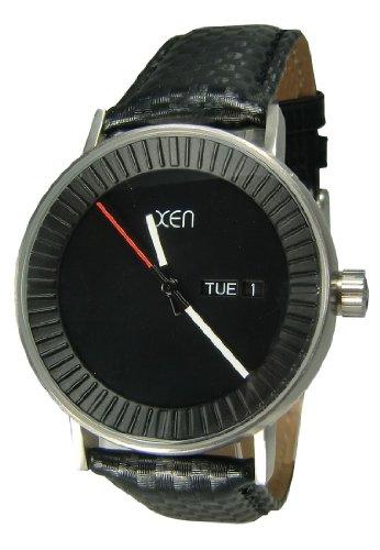 XEN Herrenuhr schwarz XQ0200