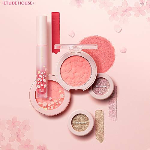 ETUDE(エチュード)ピクニックブロッサムチークPK001太陽浴びた満開の桜[チーク、ピンク、ラメ]