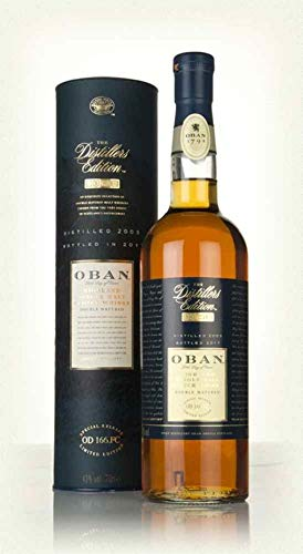 Oban Distillers Edition 2016 Highland Single Malt Scotch Whisky (1 x 0.7 l)