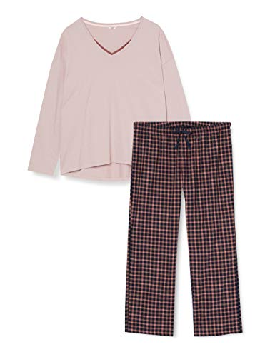 ESPRIT Bodywear Mädchen Isotta 2 CAS NW OCS Pyjama Pyjamaset, 401/NAVY 2, 36