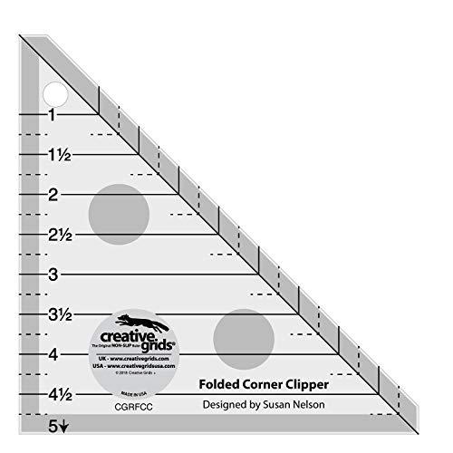 Creative Grids Folded Corner Clipper Tool CGRFCC