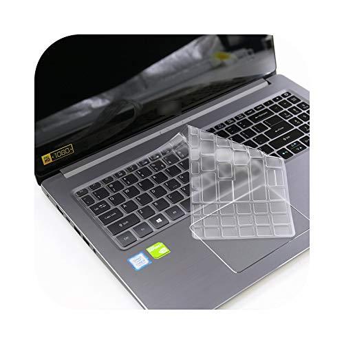 Keyboard cover - Carcasa protectora de teclado para Acer Aspire 5, A515-54G,...