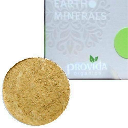 provida Earth Minerals Satin Foundation Golden 6, contenu 6 G