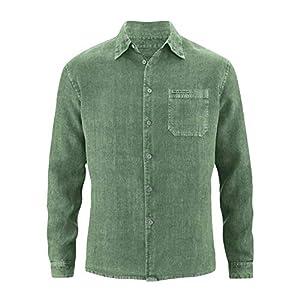 Langarmhemd - Hanf 100% - Herren - HempAge